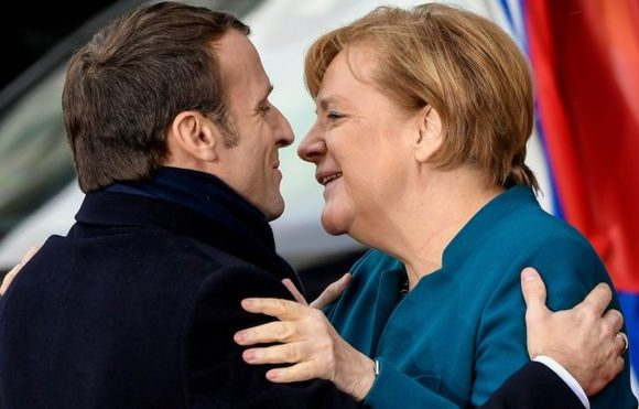 Europe Times France Germany Euroepan Union