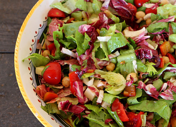 Europe times European news Euro food diet health Go Green With Some Italian Salads