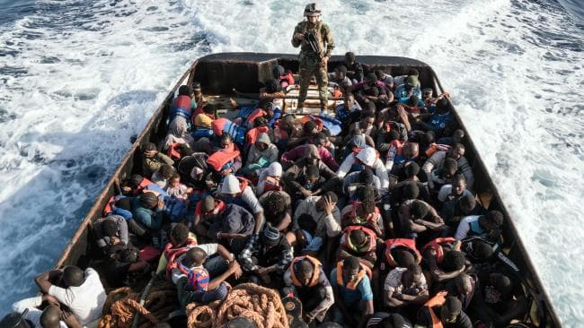 Europe Times Africa Italy France African Migrants news