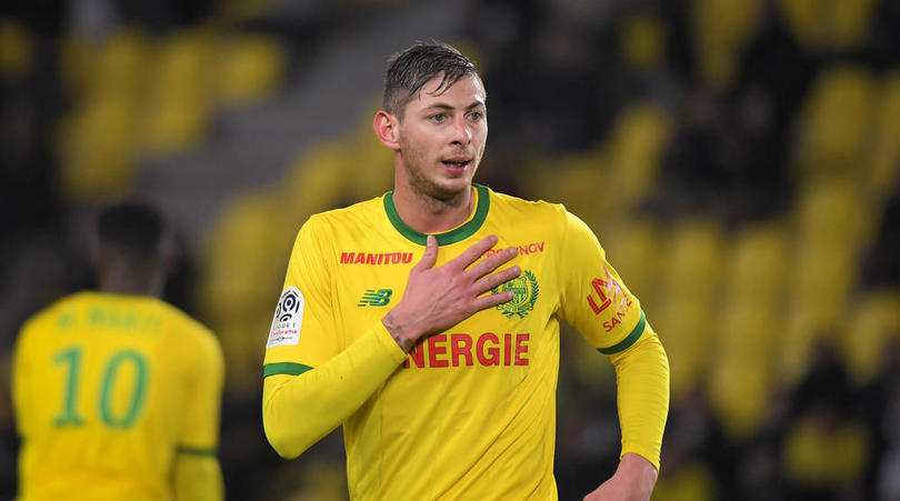 europe times european news Cardiff striker Sala missing plane crash
