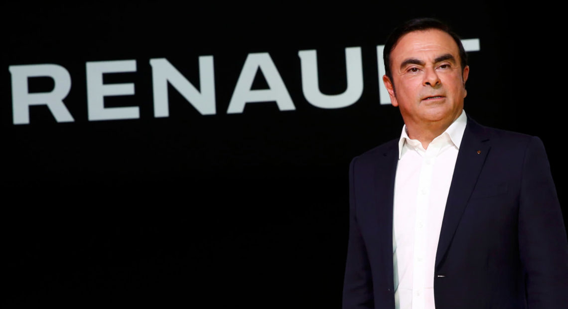 europe times european news Carlos Ghosn Resigns From Renault