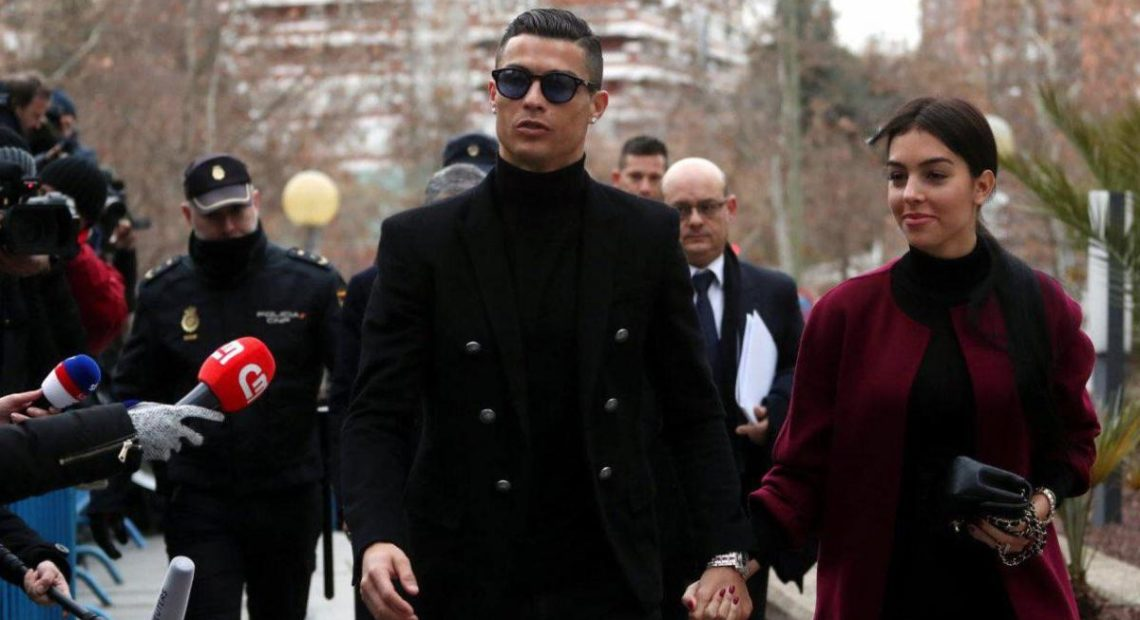 europe times european news Cristiano Ronaldo fined over tax evasion