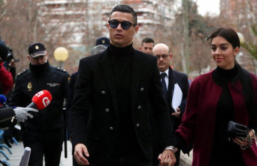 europe times european news Cristiano Ronaldo fined over tax evasion