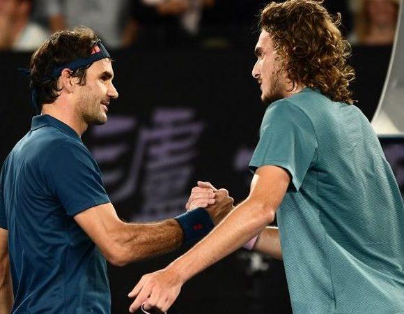 europe times european news Roger Federer knocked out by Greek wunderkind Stefanos Tsitsipas new