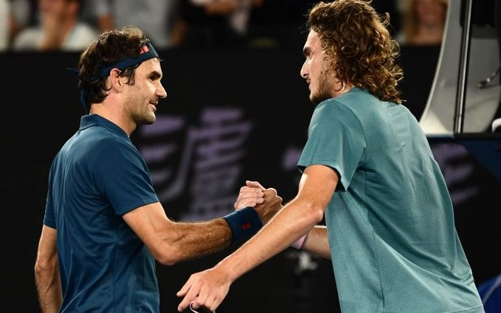 europe times european news Roger Federer knocked out by Greek wunderkind Stefanos Tsitsipas new