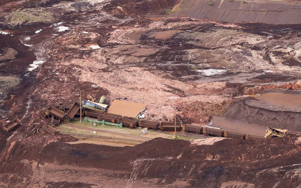 europe times european news The Dam collapse in Brazil has left 60 people dead
