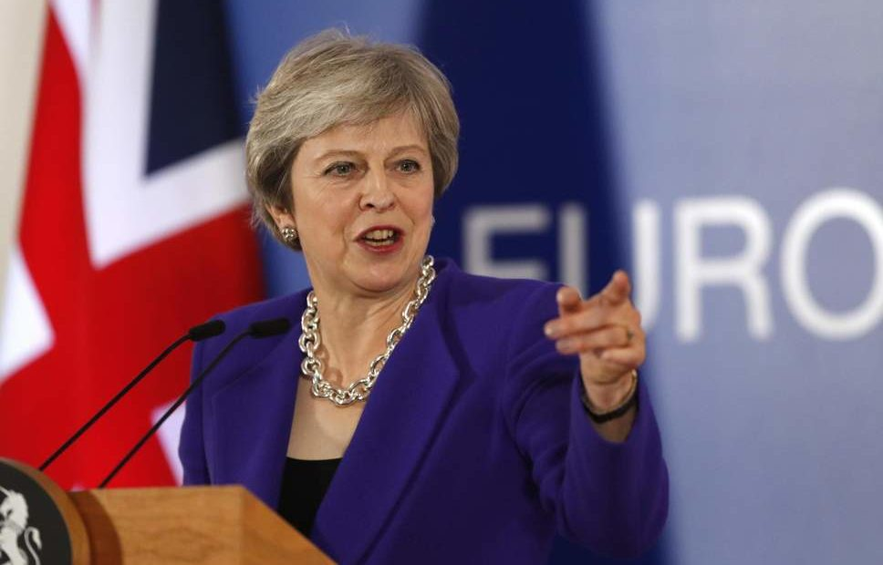 european news europe times British PM Theresa May Wins Confidence Vote brexit