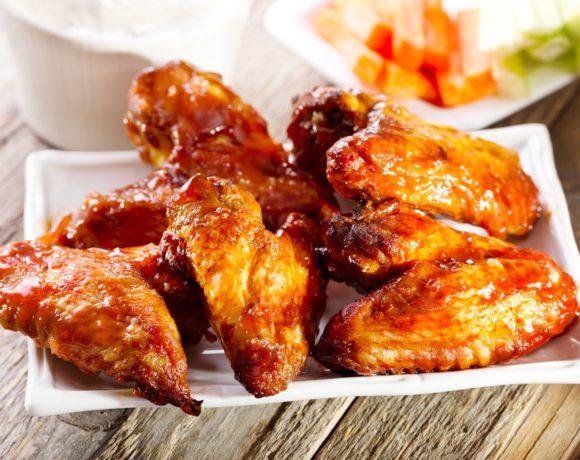 Europe times European news Euro food recipe Crispy Baked Chicken Wings