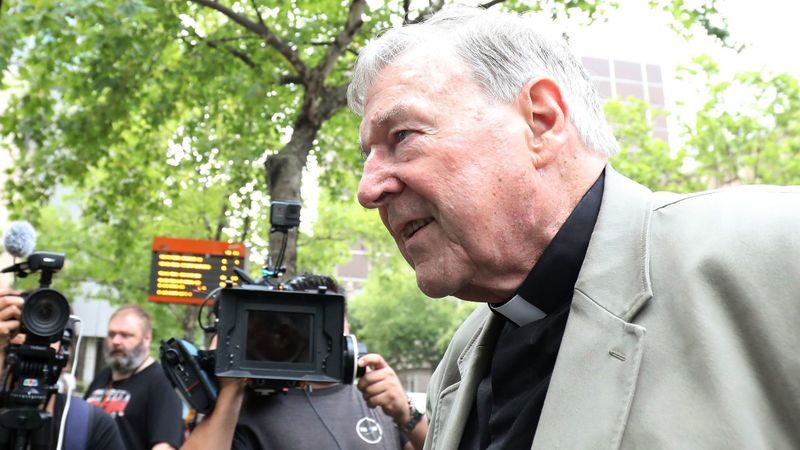 europe european world trending daily news Australia's Cardinal George Pell found guilty of child sex abuse