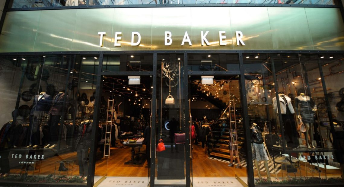 europe european world trending daily news Ted Baker Warns on Full-Year Profit