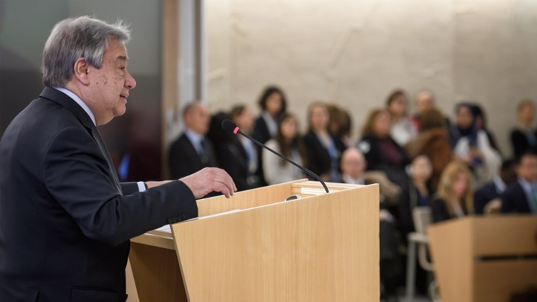 europe european world trending daily news UN chief launches global push against hate speech