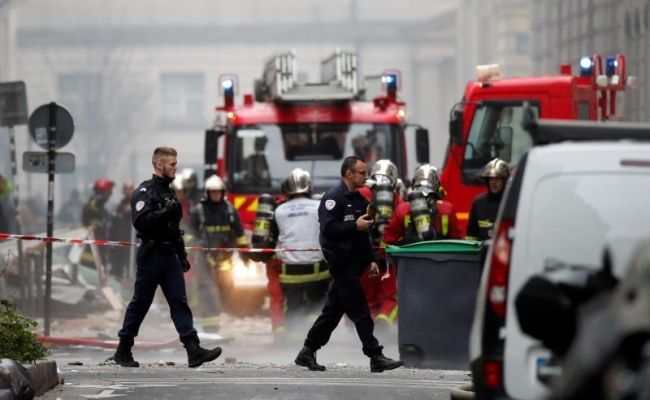 europe times breaking european trending news euro Paris fire Kills at least seven people injured