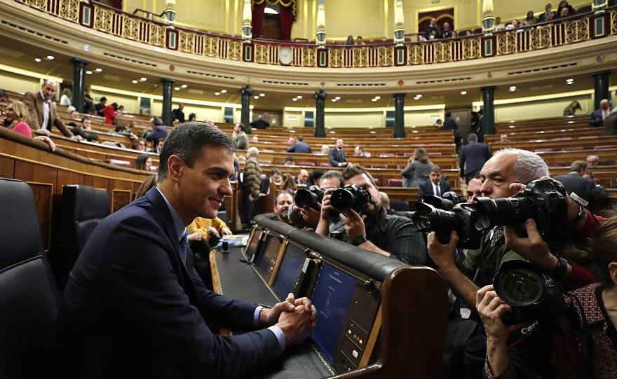 europe times european news daily trendy Spain government loses budget vote, leading to snap election