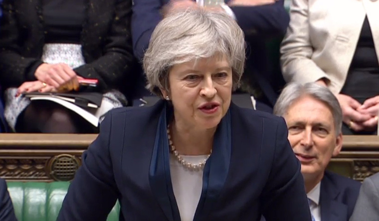 europe times european news trendy As MPs reject plans, Theresa May suffers fresh Brexit defeat