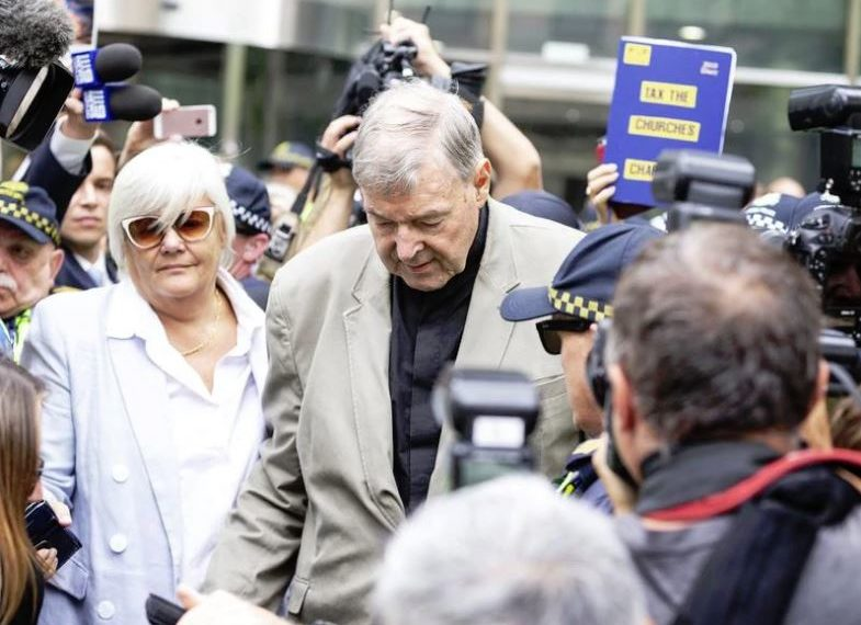 europe-times-european-news-trendy George Pell remanded into custody