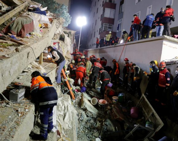 europe times european news trendy Teenager pulled alive from building collapse