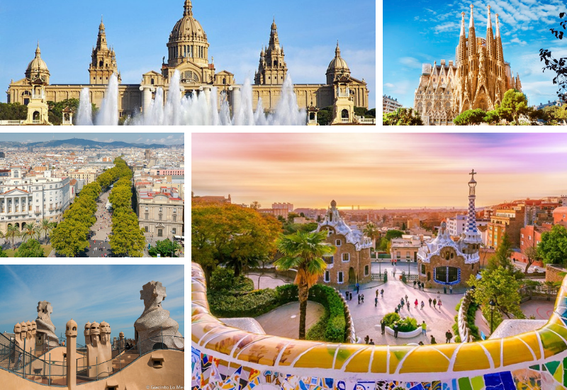 europe times european news trendy The colourful nation - Barcelona main