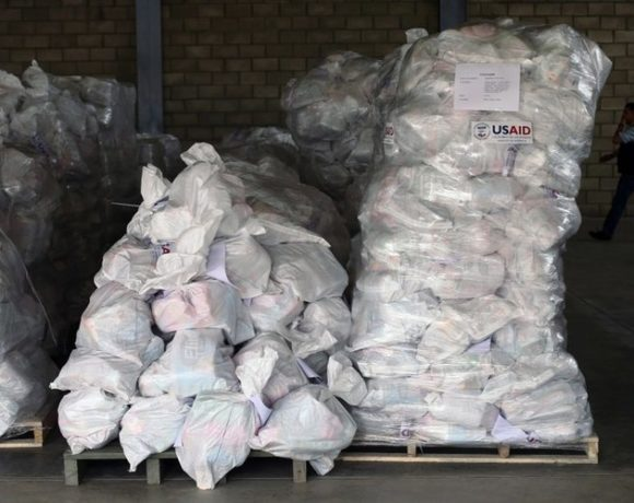 europe times european news trendy US to deliver 200 tons of aid to Venezuela border