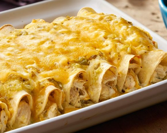 europe times european news trendy cookery cooking recipe food dishes Chicken Enchiladas Suizas