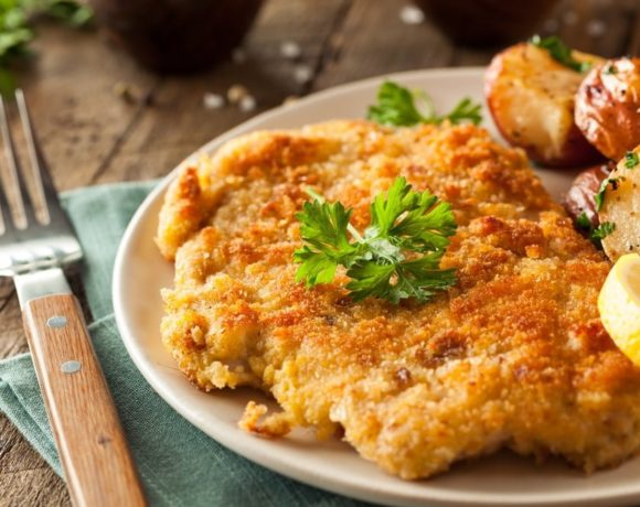 europe times european news trendy cookery cooking recipe food dishes Chicken Schnitzel