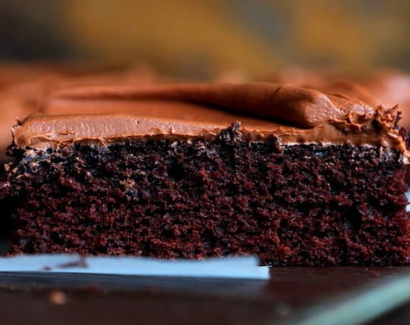 europe times european news trendy cookery cooking recipe food dishes Mouth Watering Chocolate Sheet Cake