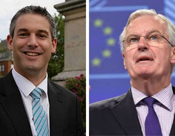 europe news daily world european trending Stephen Barclay accuses EU of trying to rerun old arguments