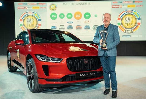 europe times european daily trending world news European Car Of The Year 2019 - Jaguar I-Pace