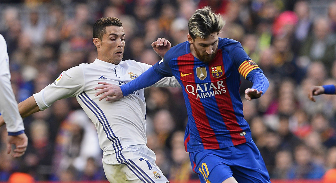 europe times european daily trending world news Lionel Messi and Cristiano Ronaldo are all set for their Match