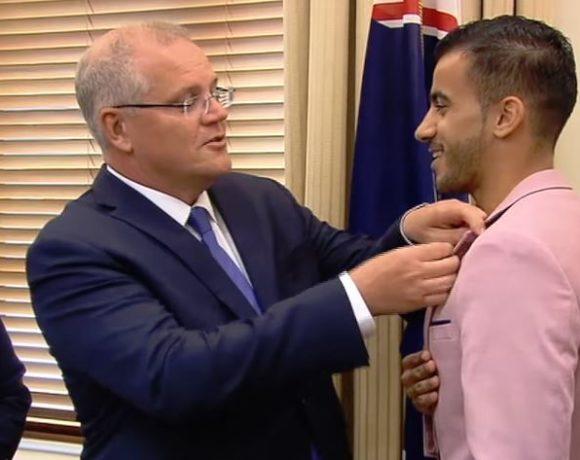 europe times european daily trending world news Refugee footballer Hakeem al-Araibi becomes Australian citizen in Melbourne ceremony (2)