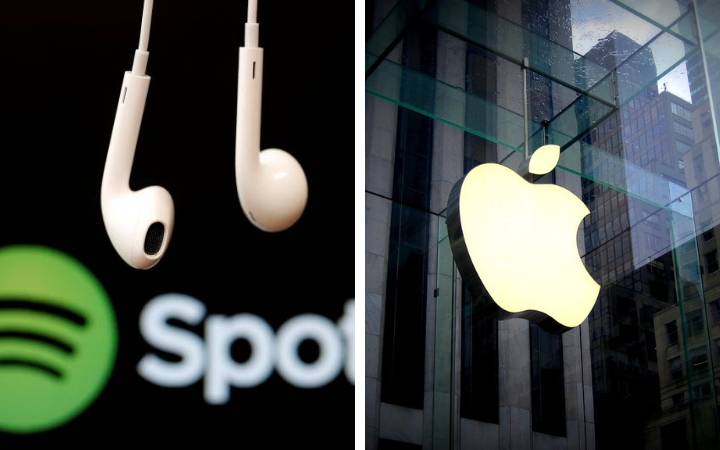 europe times european daily trending world news The Apple - Spotify Dispute