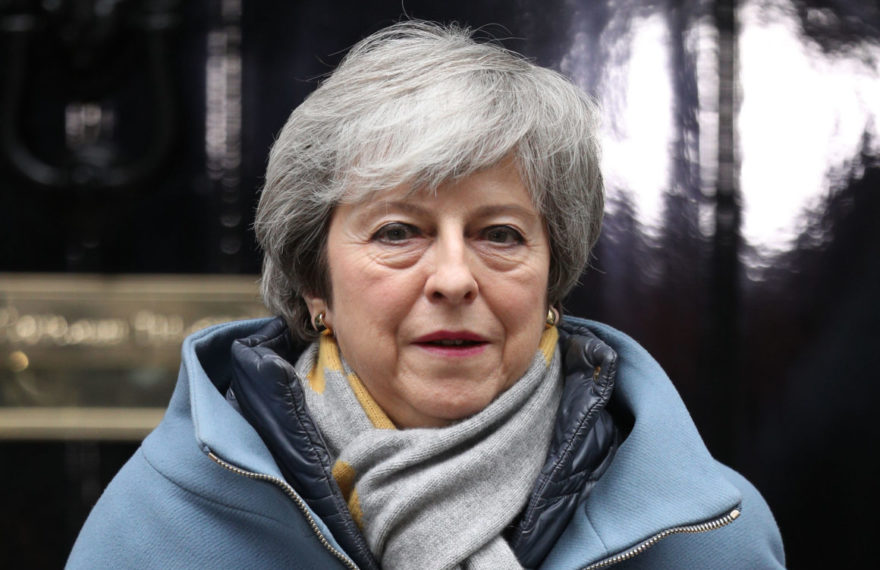 europe times european daily trending world news Theresa May will not be asking EU for long extension