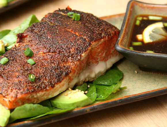 europe times european daily trending world news food recipe Hot Pepper Salmon - A Spicy Twist