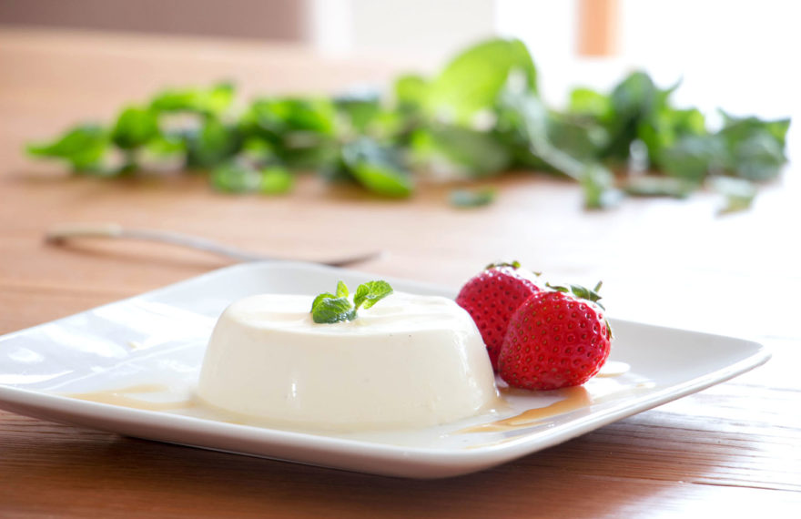europe times european daily trending world news food recipes cooking Panna Cotta - An Italian Sweetened Cream Dessert