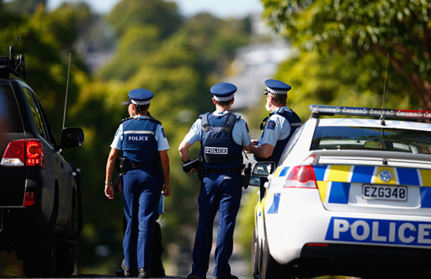 europe times news world daily trending New Zealand arms some Frontline police